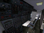 "Concorde Virtual cockpit ""Engineers station"""