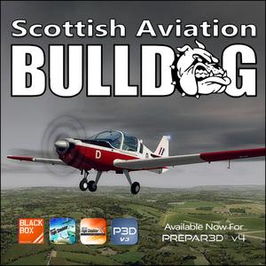 BlackBox Simulation :: Scottish Aviation Bulldog