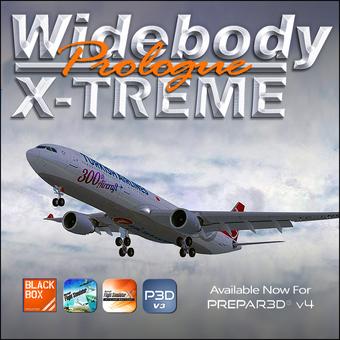 BlackBox Simulation :: Airbus WideBody Prologue