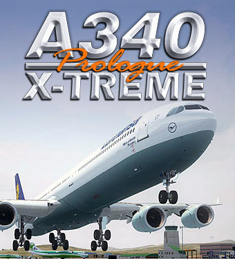 Airbus A340 Xtreme