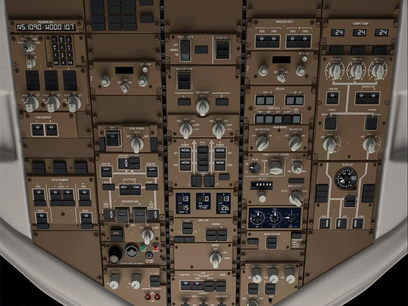 BlackBox Simulation :: Boeing 777 Professional