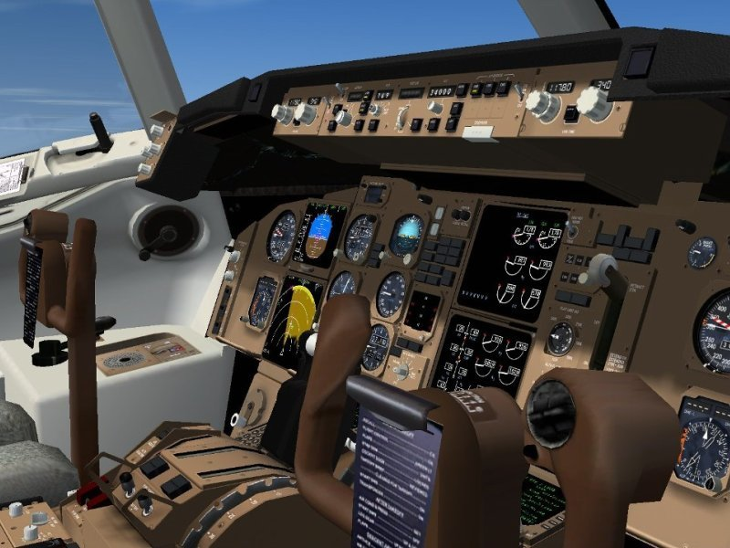 BlackBox Simulation :: Boeing 757 Professional