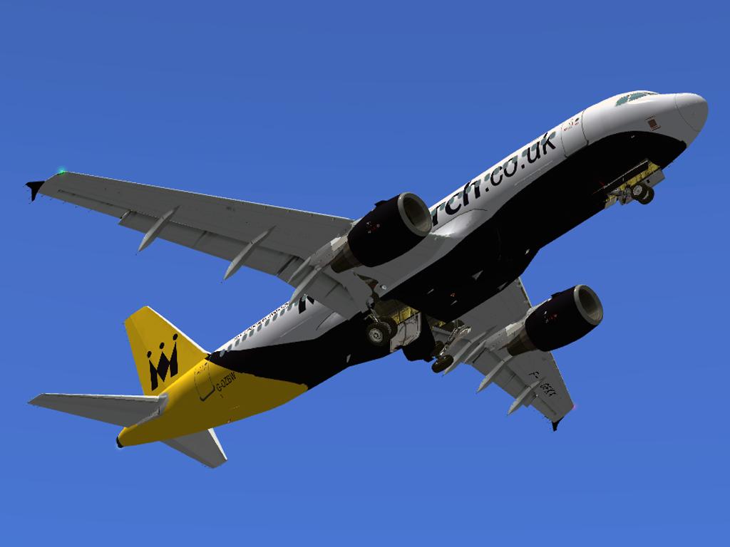 BlackBox Simulation :: Airbus Xtreme Prologue