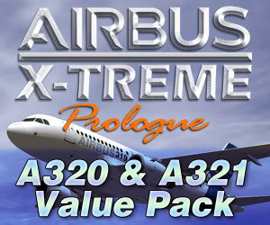 Airbus Xtreme A318 & A319 Value Pack