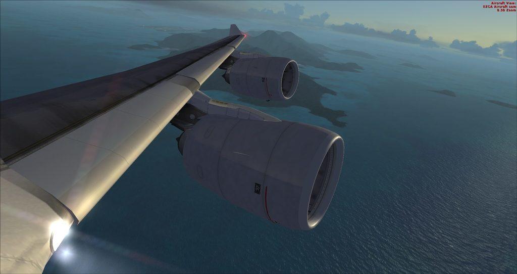 BlackBox Simulation :: Airbus A340 Prologue